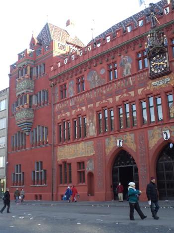 Basel's Rathaus