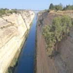 The Canal of Corinth