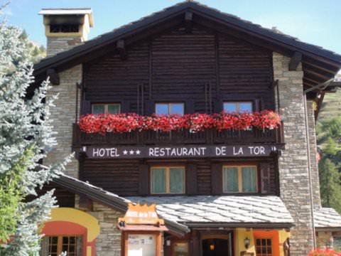 Hotel de la Tor, Cogne, Italy