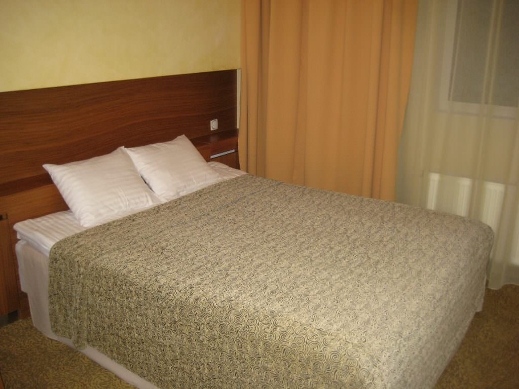 Hotel Bern Double Bed