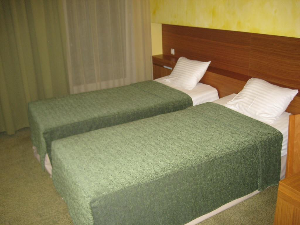 Hotel Bern Twin Beds