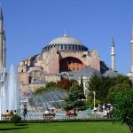 Hagia Sophia from the Outside