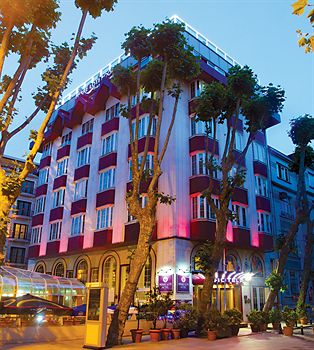 Pierre Loti Hotel, Istanbul
