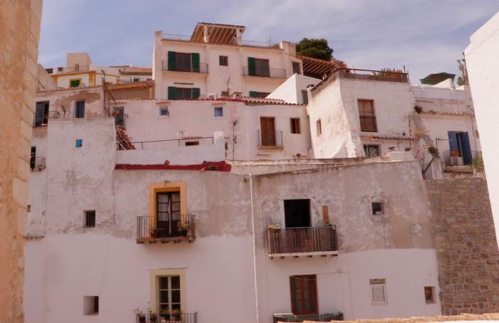 Ibiza houses