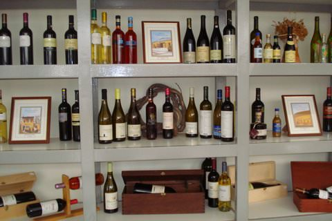 Boutari Winery  Santoroni