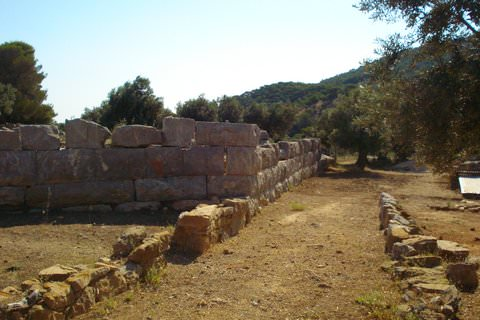 Site of the Temple of Poseiden