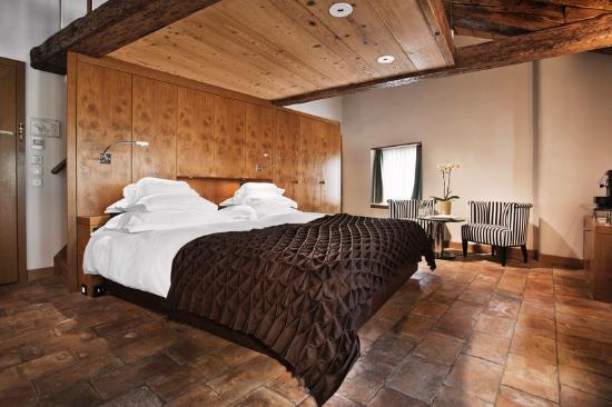 Widder Hotel Room