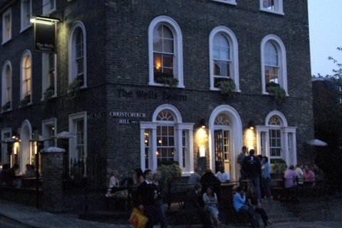 John Keats Pub