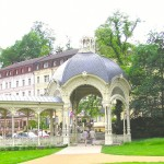 Karlovy Vary Park Collonade