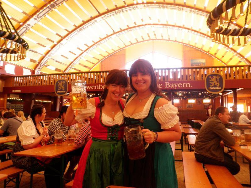 Prost to Oktoberfest