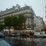 St Germain des Pres Cafe de Flore