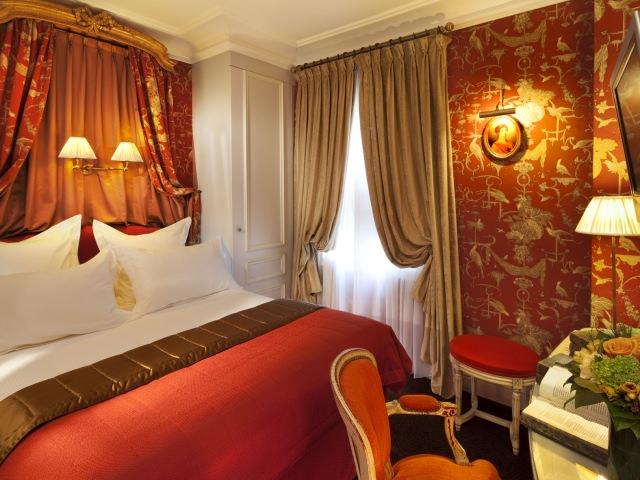 Hotel de Buci  - Deluxe room