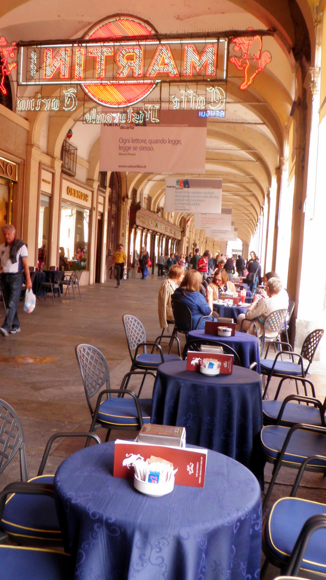 Torino Arcade