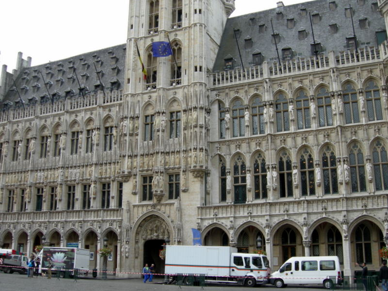 Hotel de Ville - Brussel's Grand Place