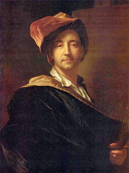 Autoportrait au turban - Rigaud Museum