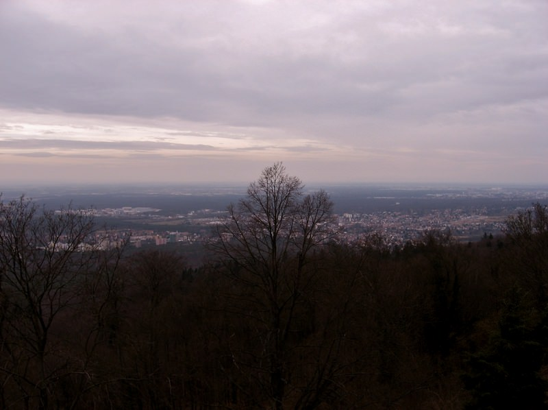 View of Darmstadt