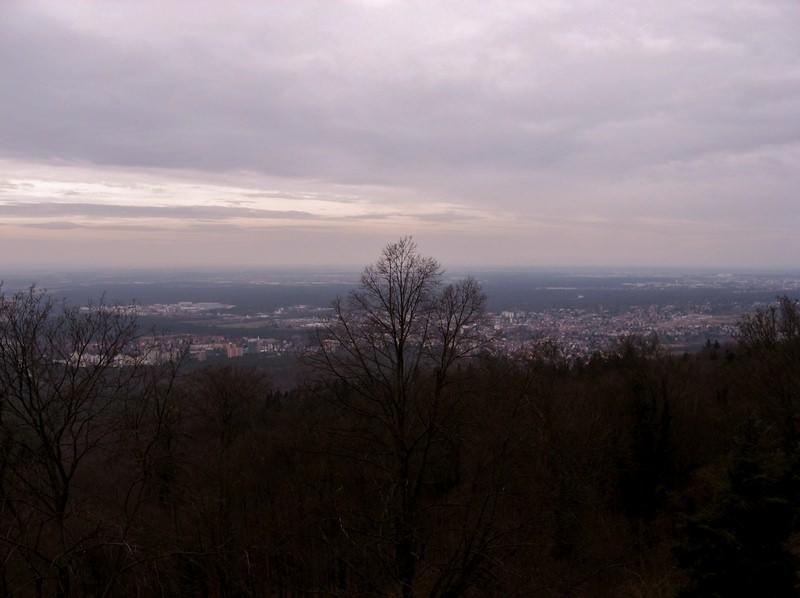 View of Darmstadt