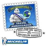 michelin blogger badge