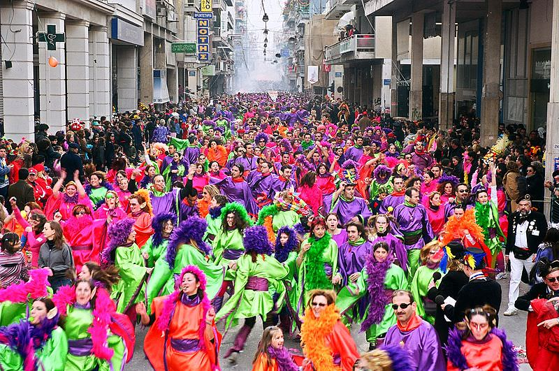 Apokreas Great Sunday Parade
