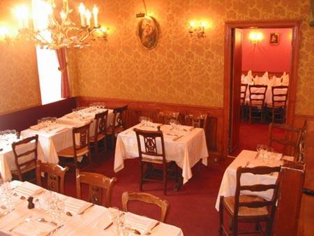Restaurant A la Petit Chaise