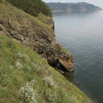 Western shore of Lake Baikal