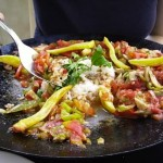 Turkish pilaf