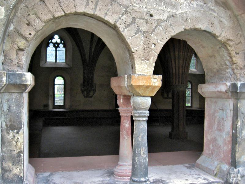 Kloster Eberbach Chapter House