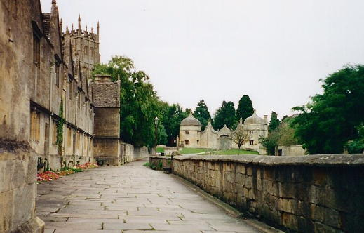 Chipping Camden in the Cotswolds