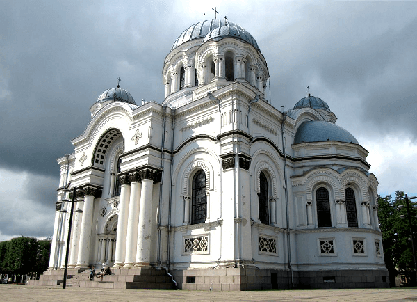 The Church of St. Michael the Archangel