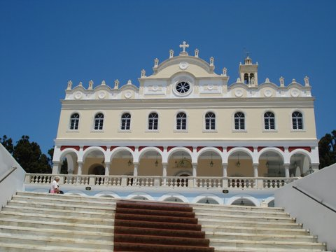 Church on Tinos