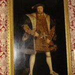 Hampton Court Palace: Looking for Henry VIII