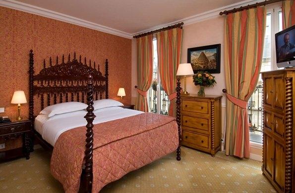Relais St. Jacques Deluxe chambre