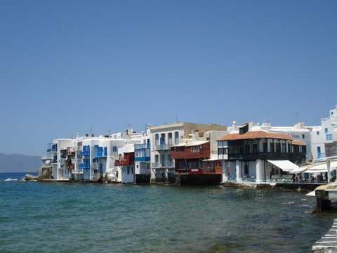 Little Venice -Mykonos
