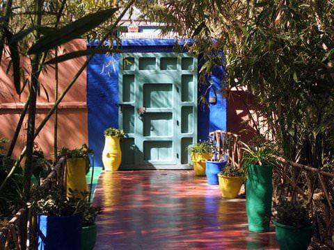 Marrakech Jardin de Majorelle