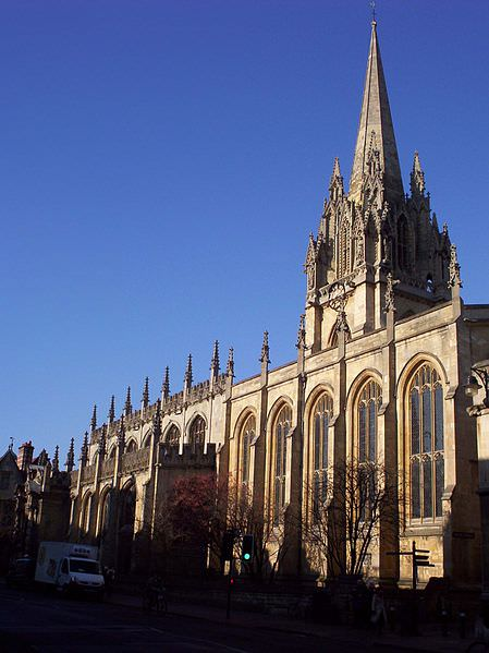 Saint Mary Church - Oxford