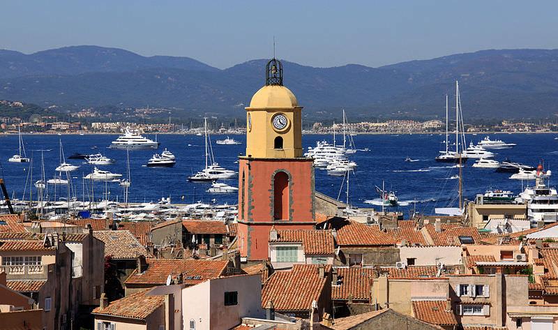Saint Tropez by Martin Putz