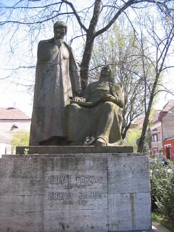 Farkas and Janos Bolyai