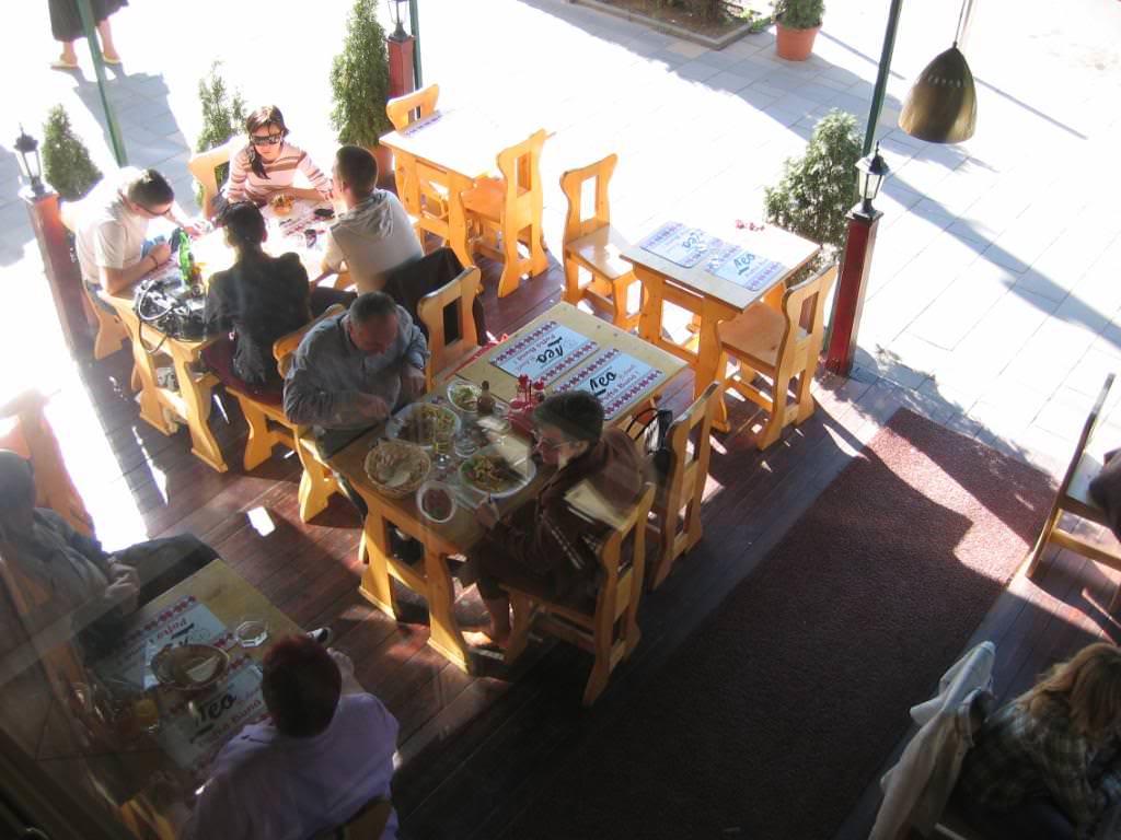 Targo Mures Restaurant Leo