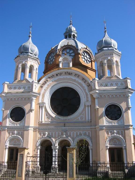 Targu Mures Synagogue