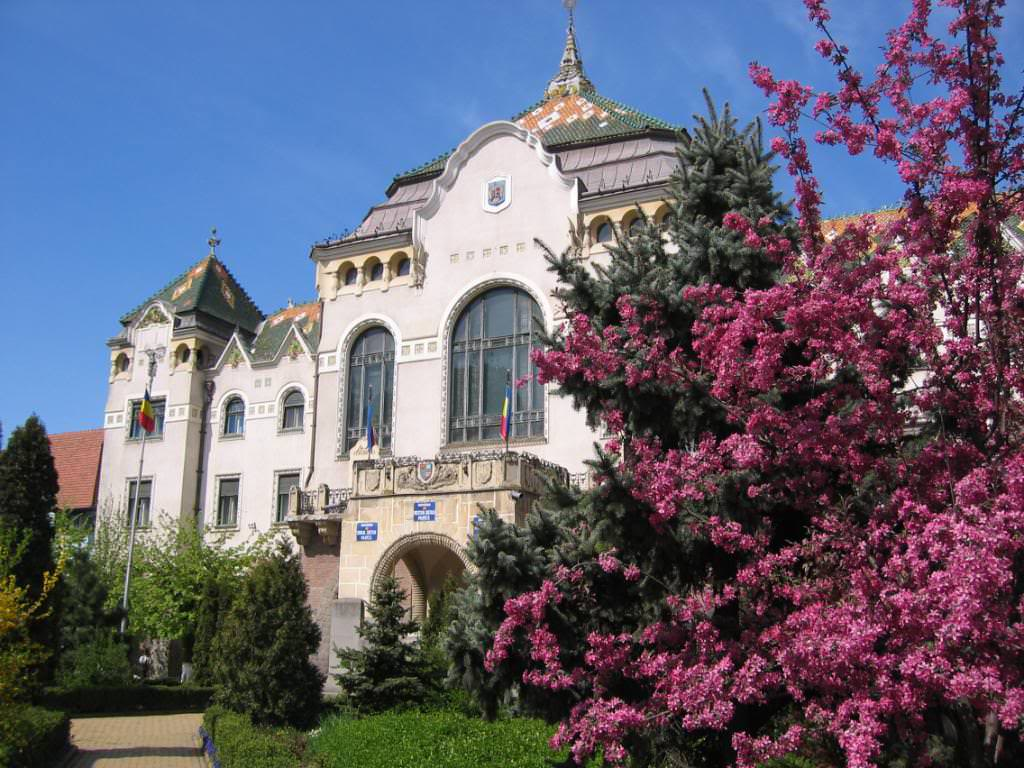 Targu Mures Town Hall