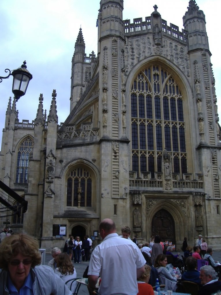 Bath Abbey Cathedral