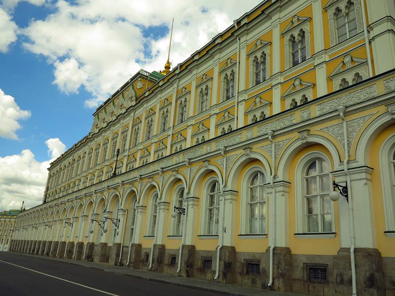 Great Kremlin Palace - a Romanov classic