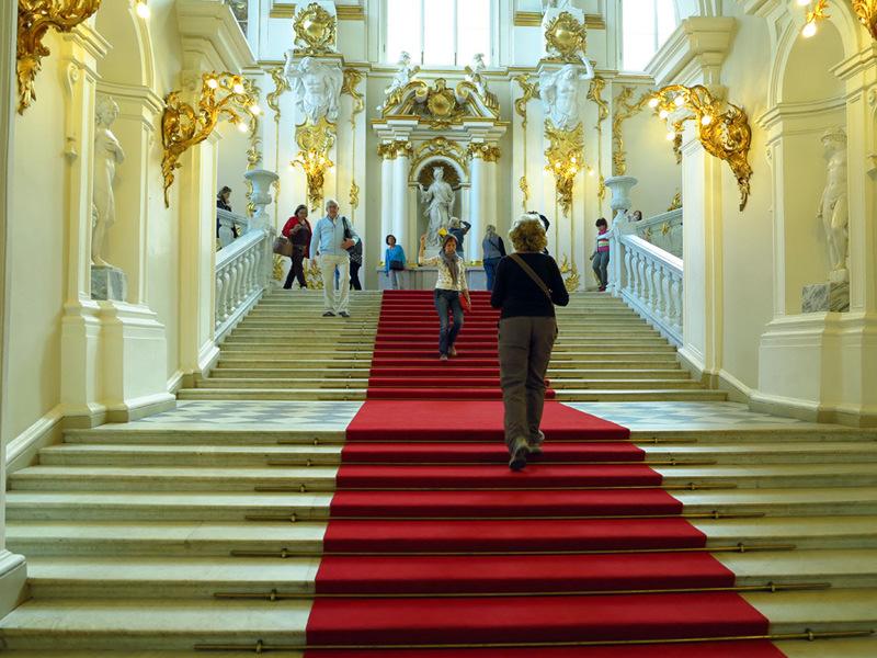 Jordan Staircase - Winter Palace
