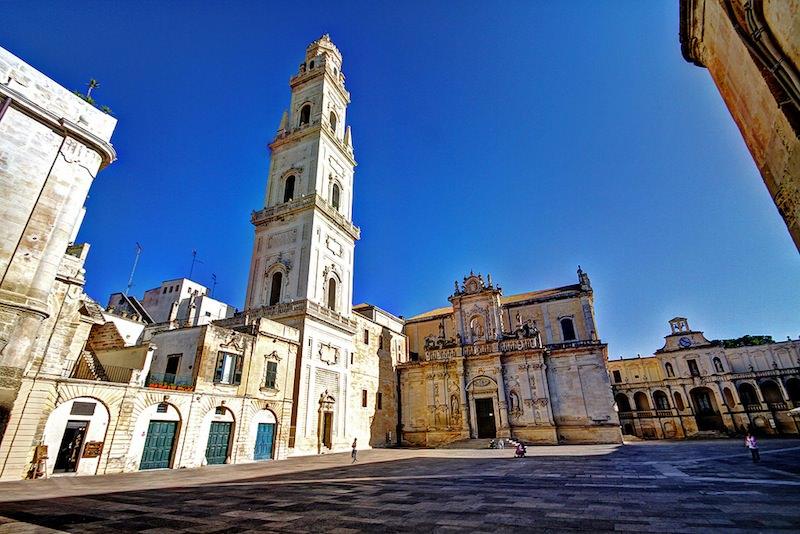 Lecce Architecture by CucombreLibra