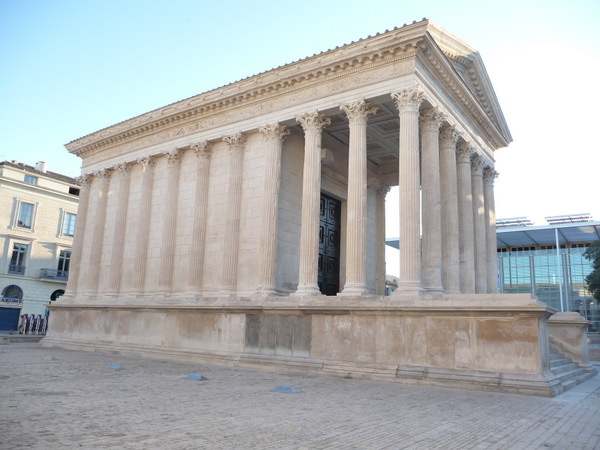 Maison Carree in Nimes