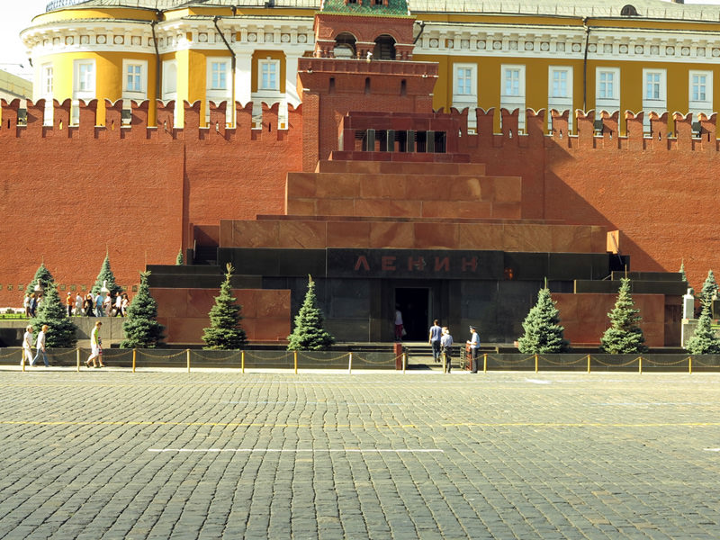 Mausoleum of Vladimir Lenin