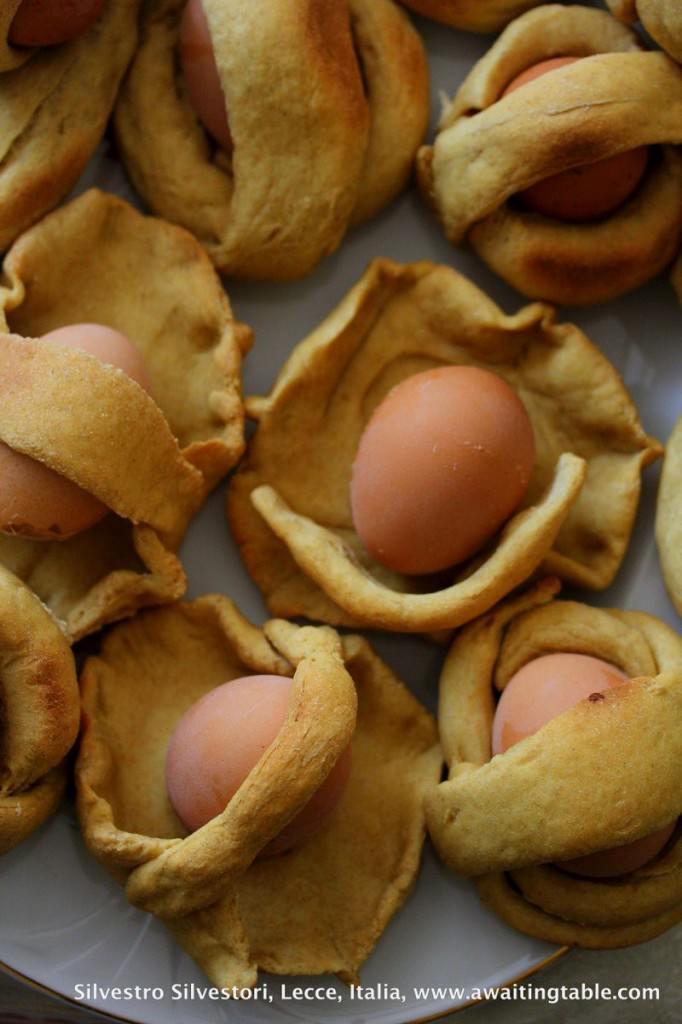 Pane di Pasque con L'Ouva
