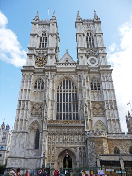 Westminster Abbey by geograph.org.uk