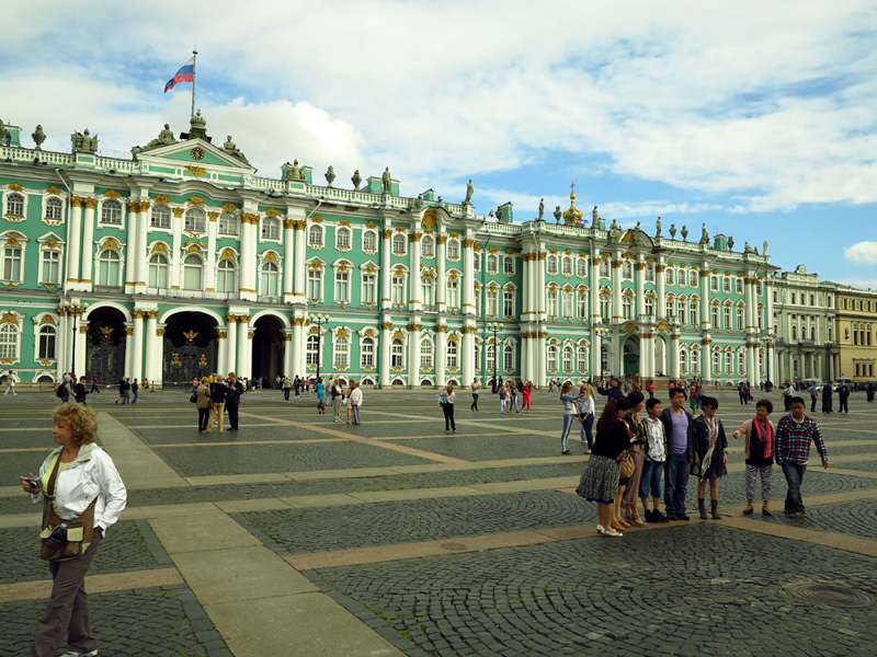 Winter Palace - State Hermitage Museum