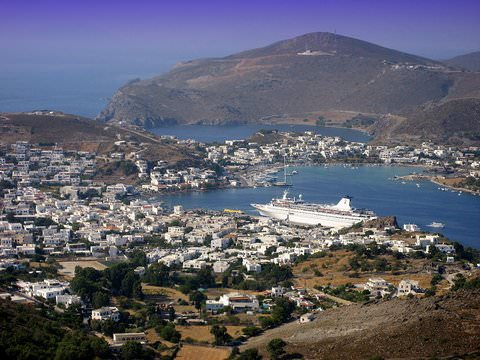 Skala of Patmos